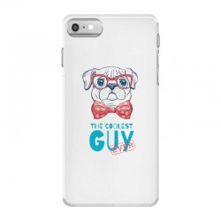 the coolest dog iPhone 7 Case | Artistshot