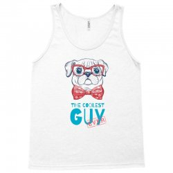 the coolest dog Tank Top | Artistshot