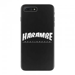 harambe rest in peace iPhone 7 Plus Case | Artistshot