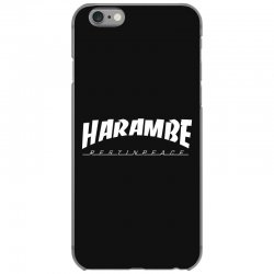harambe rest in peace iPhone 6/6s Case | Artistshot