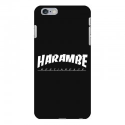 harambe rest in peace iPhone 6 Plus/6s Plus Case | Artistshot