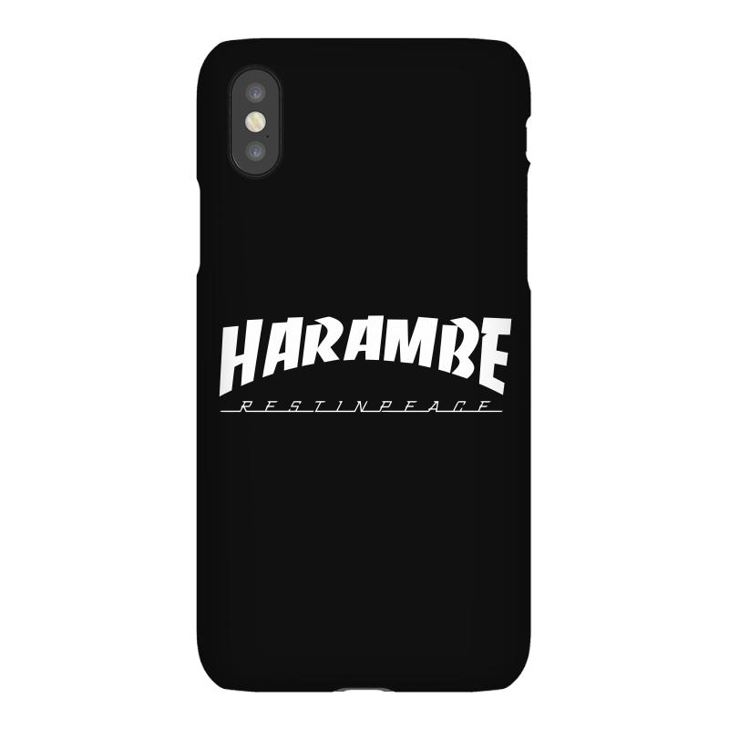 Harambe Rest In Peace Iphonex Case | Artistshot
