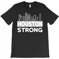 houston strong city T-Shirt | Artistshot