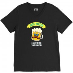 drink funny now V-Neck Tee | Artistshot