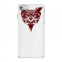 Now You See Mighty Owl iPhone 7 Case | Artistshot