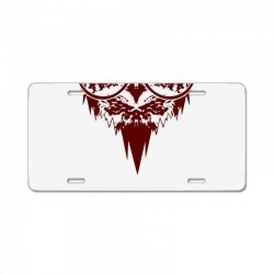 Now You See Mighty Owl License Plate | Artistshot