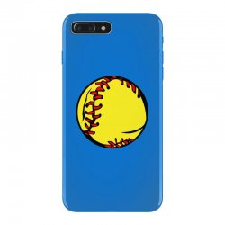 people's republic of burlington softball iPhone 7 Plus Case | Artistshot