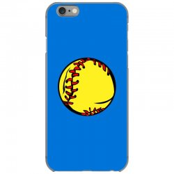 people's republic of burlington softball iPhone 6/6s Case | Artistshot