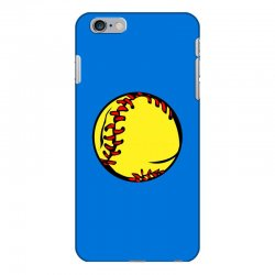 people's republic of burlington softball iPhone 6 Plus/6s Plus Case | Artistshot