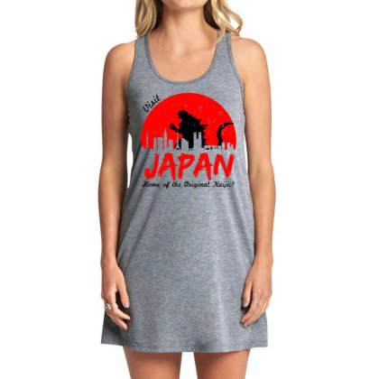 Visit Japan Tank Dress Designed By Specstore