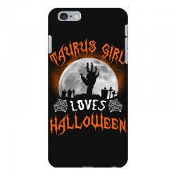 this taurus girl loves halloween iPhone 6 Plus/6s Plus Case | Artistshot
