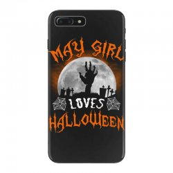 this may girl loves halloween iPhone 7 Plus Case | Artistshot