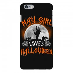 this may girl loves halloween iPhone 6 Plus/6s Plus Case | Artistshot