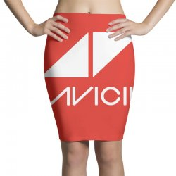 avicii dj music Pencil Skirts | Artistshot