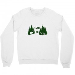 camp bb Crewneck Sweatshirt | Artistshot
