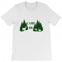 camp bb T-Shirt | Artistshot
