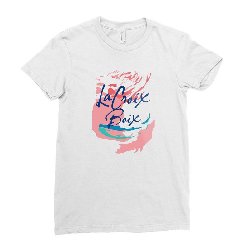 La Croix Boix Ladies Fitted T-shirt | Artistshot