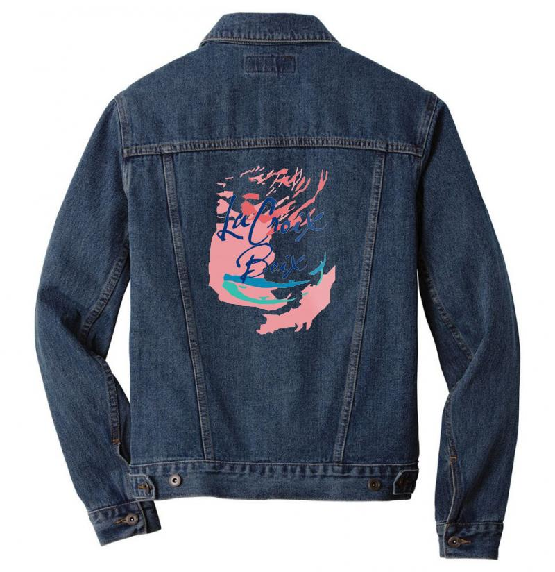 La Croix Boix Men Denim Jacket | Artistshot