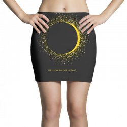 come the sun solar eclipse Mini Skirts | Artistshot
