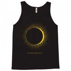 come the sun solar eclipse Tank Top | Artistshot