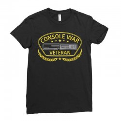 console war veteran Ladies Fitted T-Shirt | Artistshot