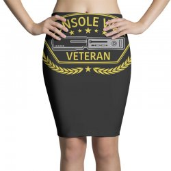 console war veteran Pencil Skirts | Artistshot