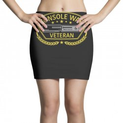 console war veteran Mini Skirts | Artistshot