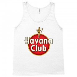 havana club label Tank Top | Artistshot