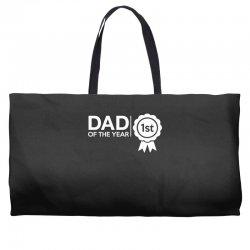 dad of the year Weekender Totes | Artistshot