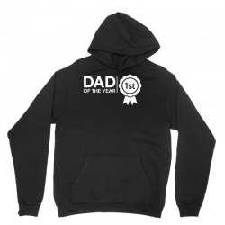 dad of the year Unisex Hoodie | Artistshot