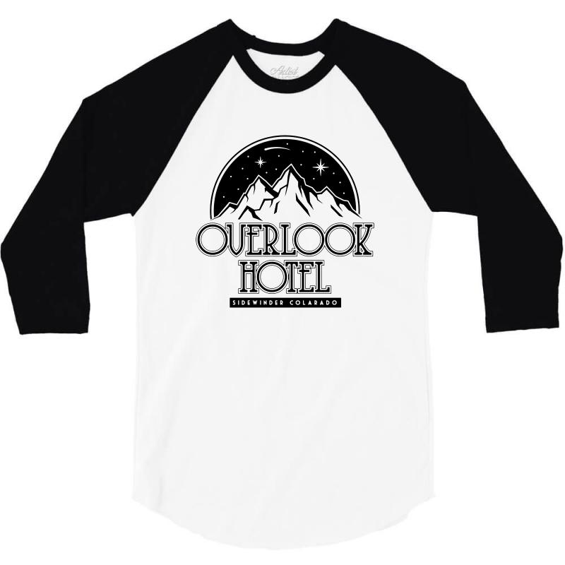 The Overlook Hotel Merch 3/4 Sleeve Shirt | Artistshot