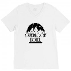 the overlook hotel merch V-Neck Tee | Artistshot