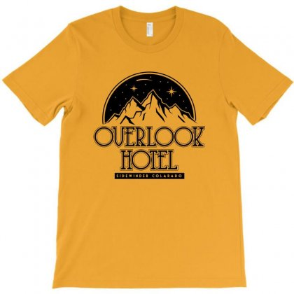 The Overlook Hotel Merch T-shirt Designed By Michelziud