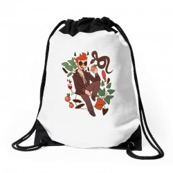 ineffable husbands Drawstring Bags | Artistshot
