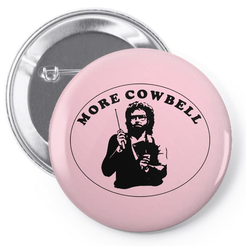 More Cowbell Pin-back Button | Artistshot