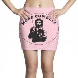 more cowbell Mini Skirts | Artistshot