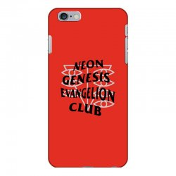 neon genesis iPhone 6 Plus/6s Plus Case | Artistshot