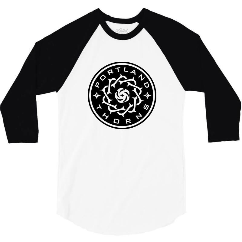 Portland Thorns 3/4 Sleeve Shirt | Artistshot