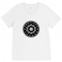 portland thorns V-Neck Tee | Artistshot
