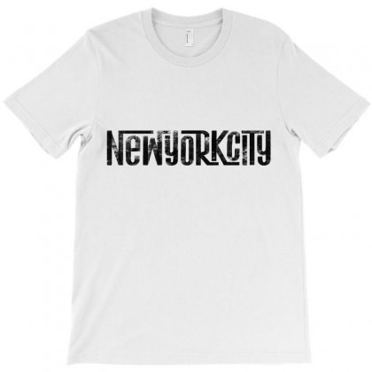 New York City T-shirt Designed By Tiococacola