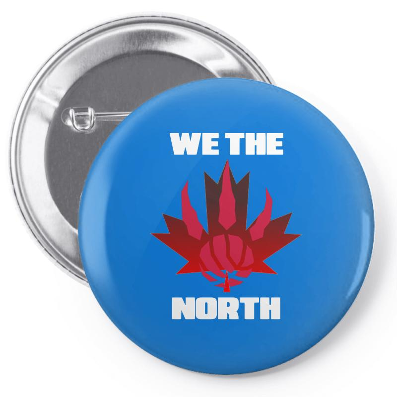 We The North Pin-back Button   Artistshot