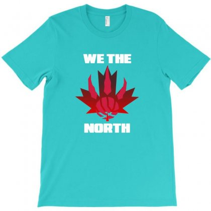 We The North T-shirt Designed By Michelziud