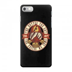 The hotter you got the faster we come iPhone 7 Case | Artistshot
