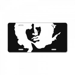 the doors License Plate | Artistshot