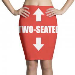 two seater Pencil Skirts | Artistshot
