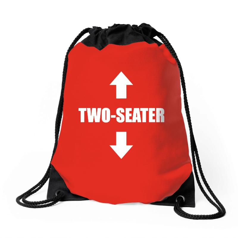 Two Seater Drawstring Bags | Artistshot
