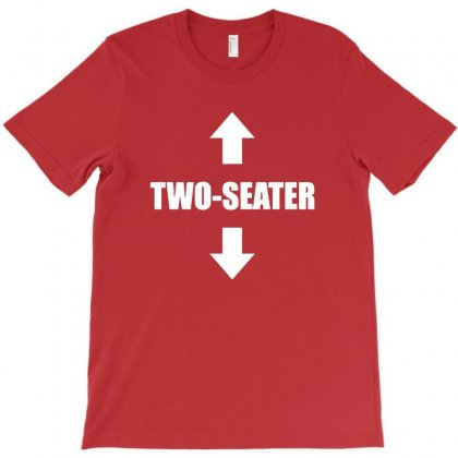 Two Seater T-shirt Designed By Michelziud