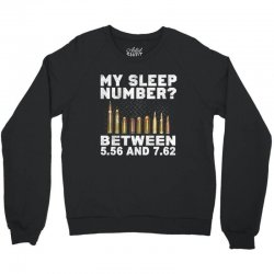 my sleep number Crewneck Sweatshirt | Artistshot