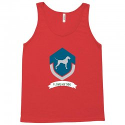 Love my dogs Tank Top | Artistshot