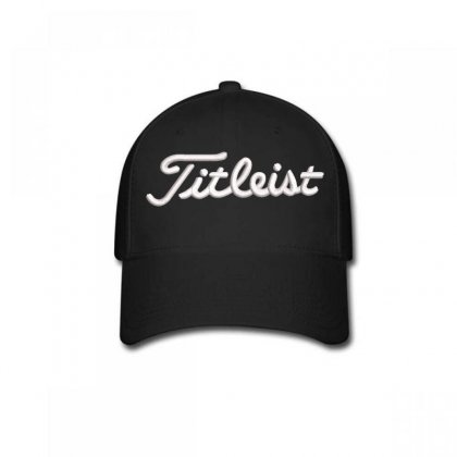Titleist Embroidered Hat Baseball Cap Designed By Madhatter